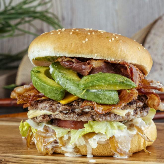 Big Tom Burger
