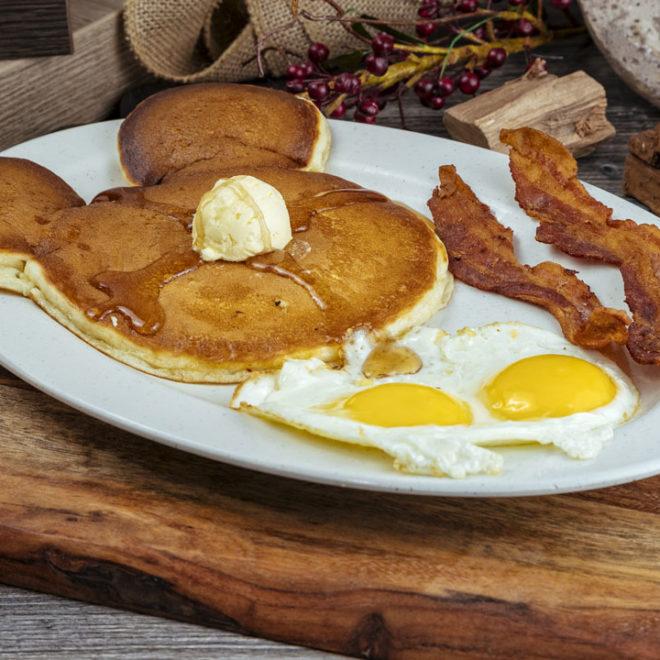 Kids Pancake Breakfast